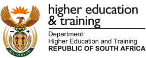 Department of Higher Education and Training of South Africa